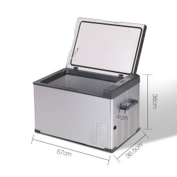 35L Portable Fridge & Freezer