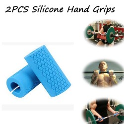 Barbell Dumbbell Grips - Improve Forearm Strength
