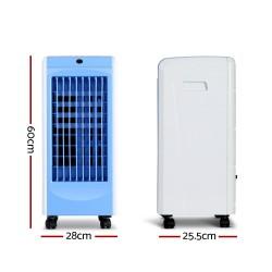 Evaporative Air Cooler - Blue