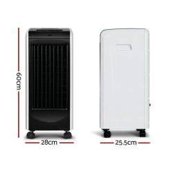 Evaporative Air Cooler - Black