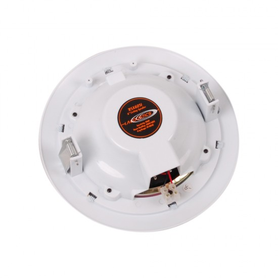 Giantz 2 x 6inch Round Ceiling Wall Speaker