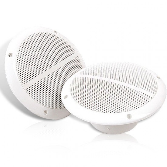 Giantz 2 x 6.5inch 2 Way Outdoor Marine Speakers