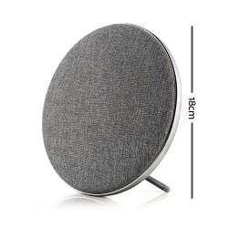 Jonter Desktop Wireless Bluetooth Speaker - Grey