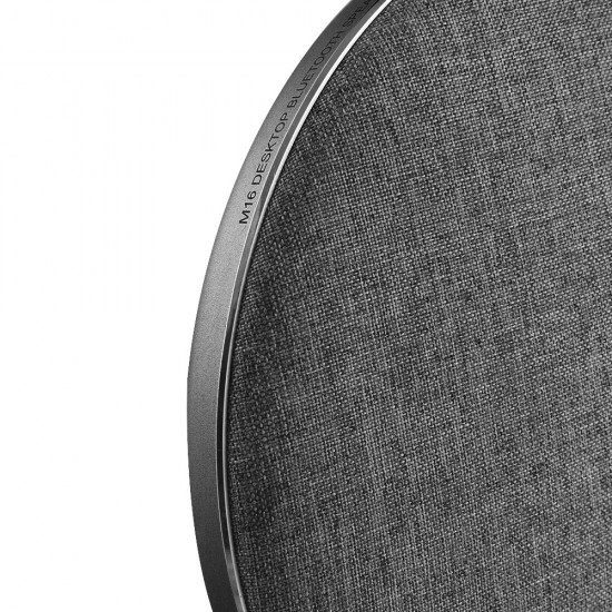 Jonter Desktop Wireless Bluetooth Speaker - Grey