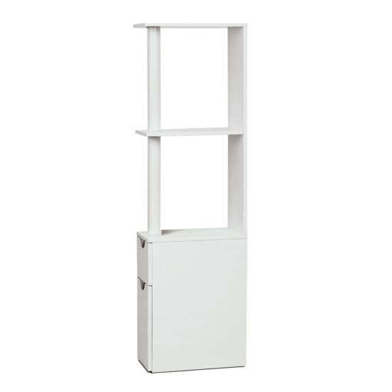 Artiss Freestanding Bathroom Storage Cabinet - White