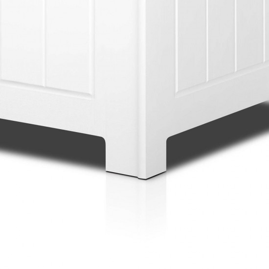 Artiss Kids Bathoom Storage Cabinet - White