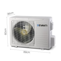 3.3KW Split System Air Conditioner