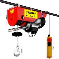 Giantz 1200w Electric Hoist winch