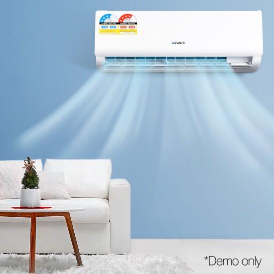 4-in-1 Split System Inverter Air Conditioner