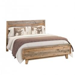 Woodstyle Queen Bed