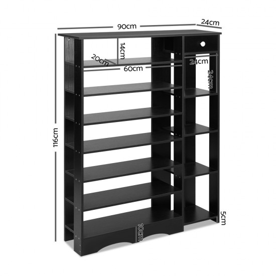 11-tier Shoe Rack Cabinet