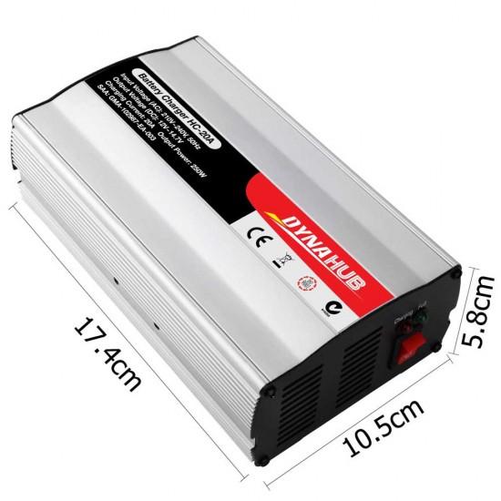 Giantz 12V Battery Charger
