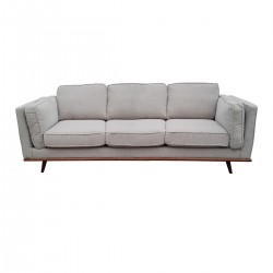 York Sofa 3 Seater Beige
