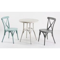 Aluminium Round Coffe Table