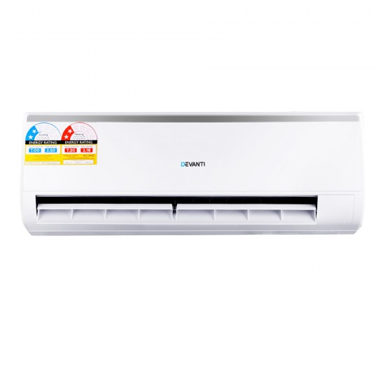7.0KW Split System Reverse Cycle Air Conditioner