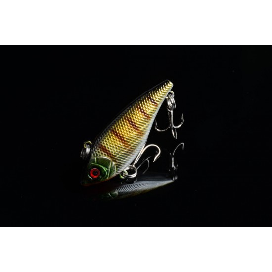 8x 5cm Vib Bait Fishing Lure Lures Hook Tackle Saltwater