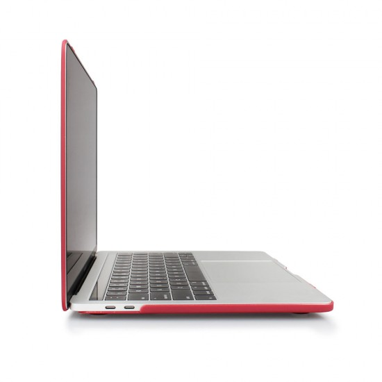 Case Shell + Keyboard cover MacBook Pro retina display - Red