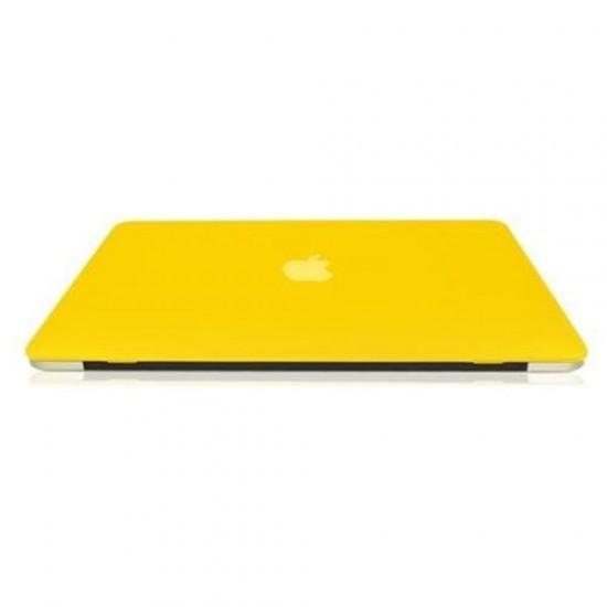 Case Shell + Keyboard cover MacBook Pro retina display - Yellow