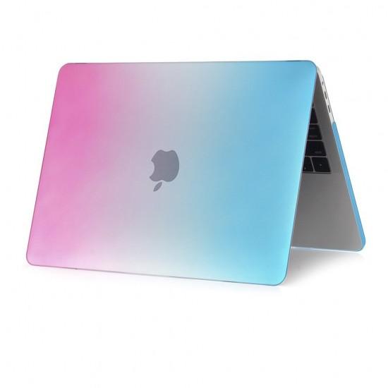 Case Shell + Keyboard cover MacBook Pro retina display - Rainbow
