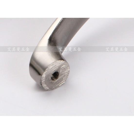 Brushed Nickel Kitchen Door Cabinet Drawer Handle Pulls 96MM 128MM 160MM